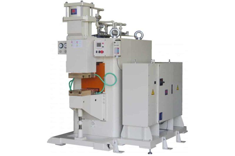 Linearwave Capacitor Discharge Welder