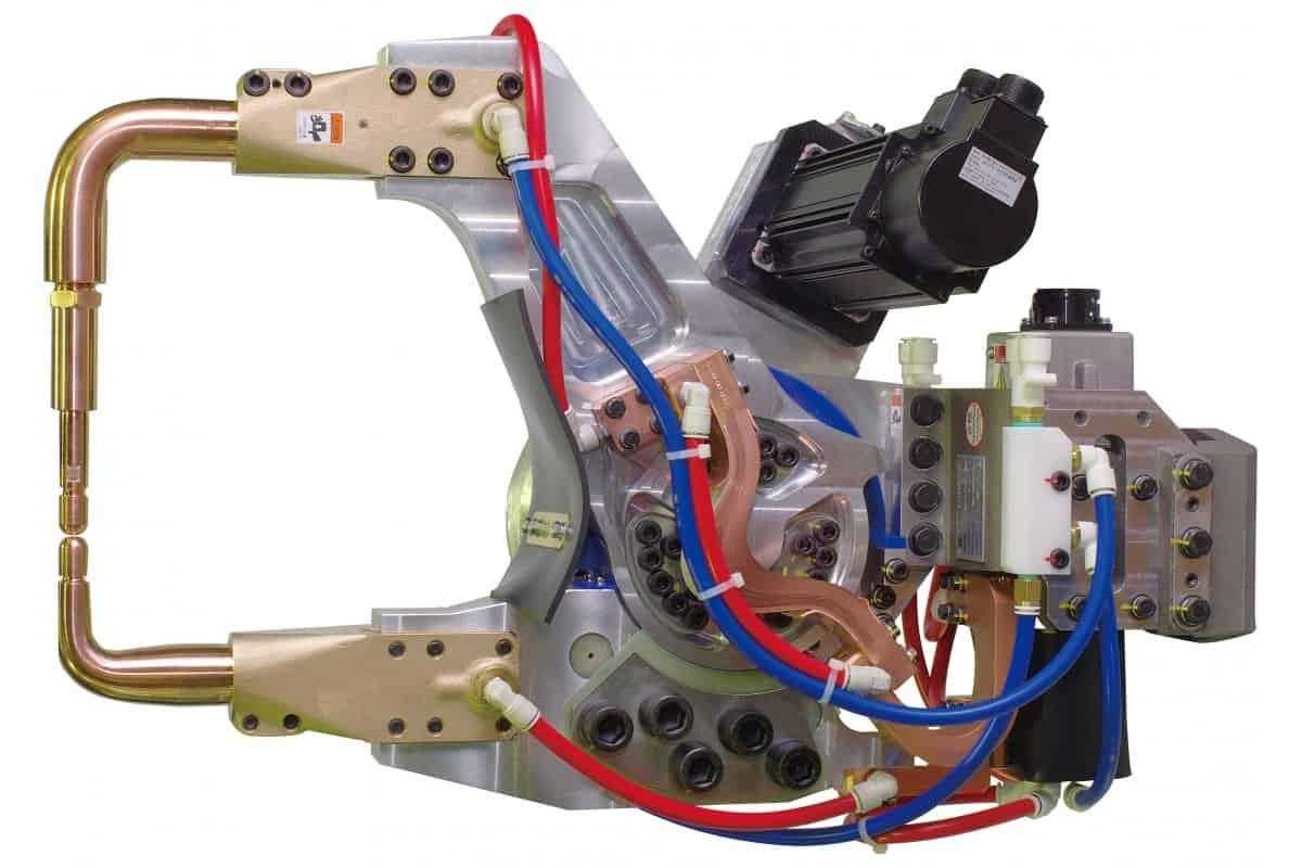 High Force Lightweight Reduction Gear X Gun