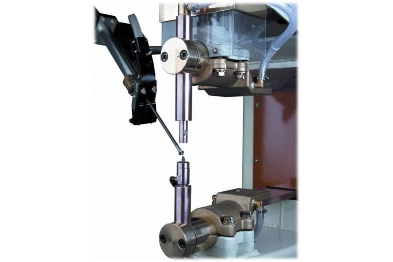 Vibratory Nut Feeder Weld Arm