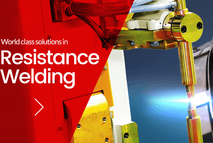World Class Solutions In Resistance Welding